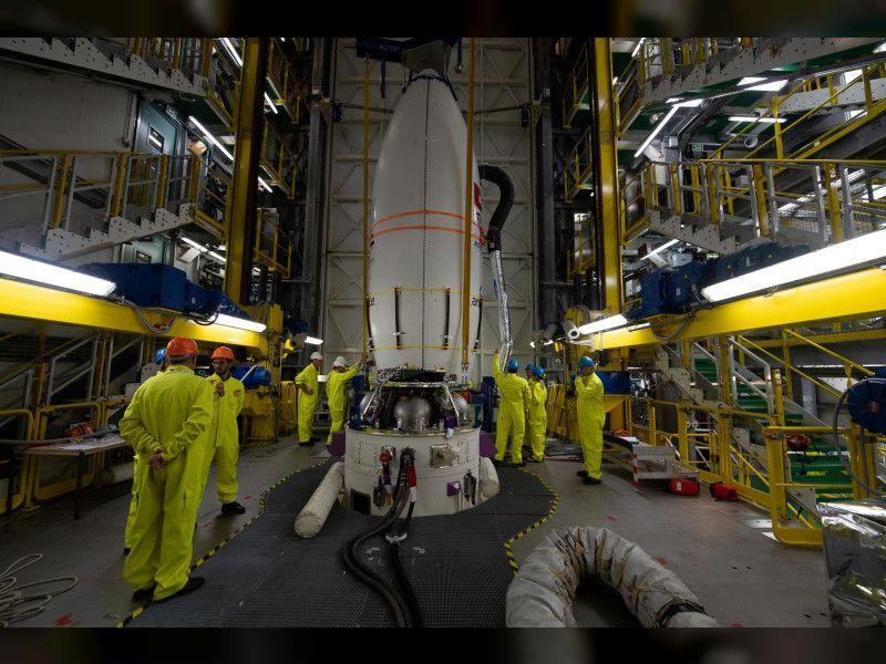 UAE plan launch of Falcon Eye 2 despite latest satellite setback