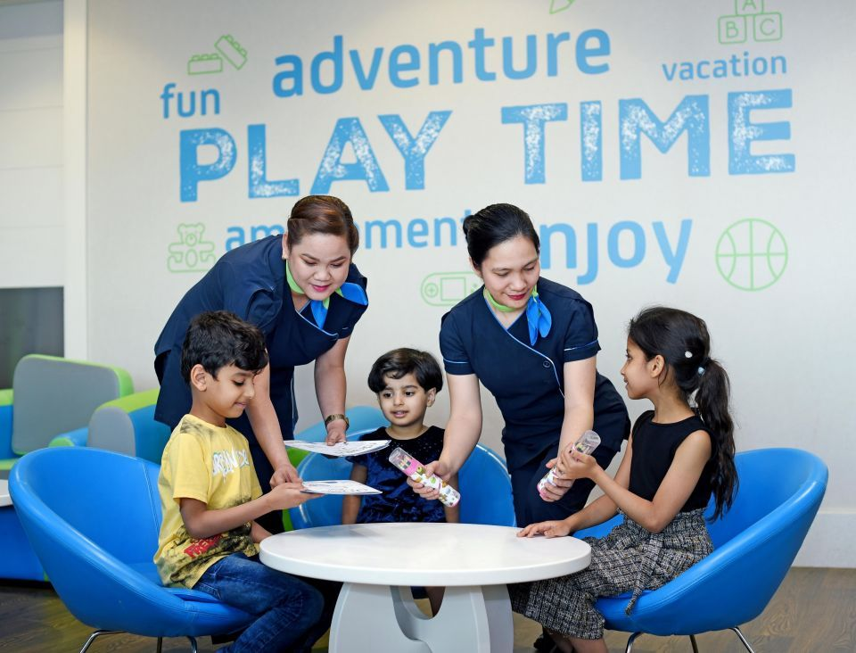 Dubai's Dnata opens dedicated airport lounge for children flying solo