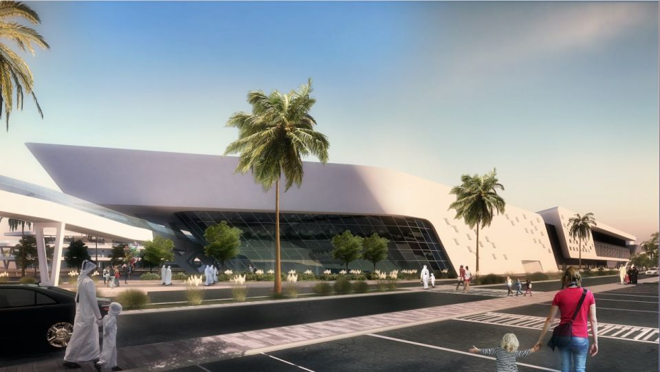 Middle East's largest aquarium set to open in Abu Dhabi in 2020