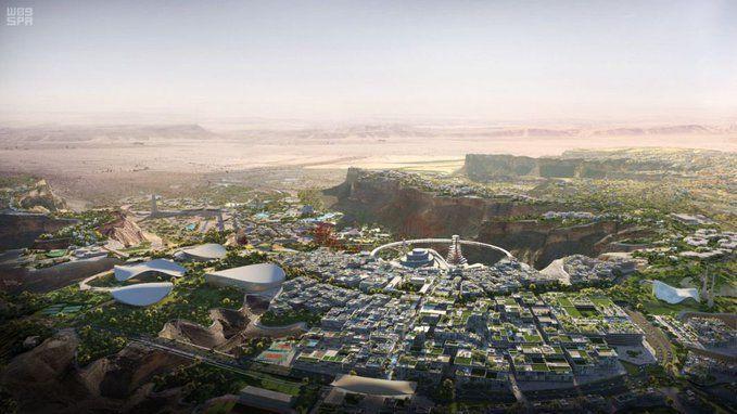 Saudi's Qiddiya in talks with investors to fund entertainment, sports city