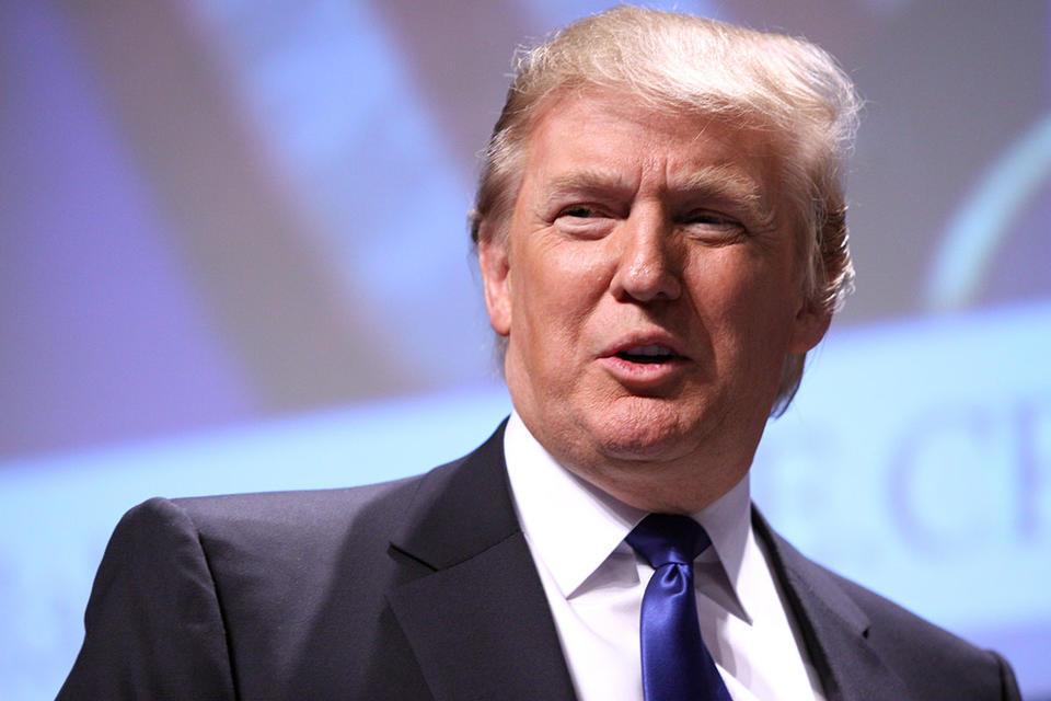 Trump blasts India tariffs as 'no longer acceptable'
