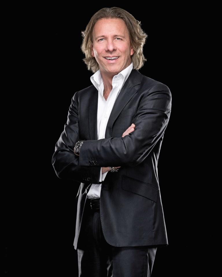 Lighting up your world: S.T. Dupont CEO Alain Crevet