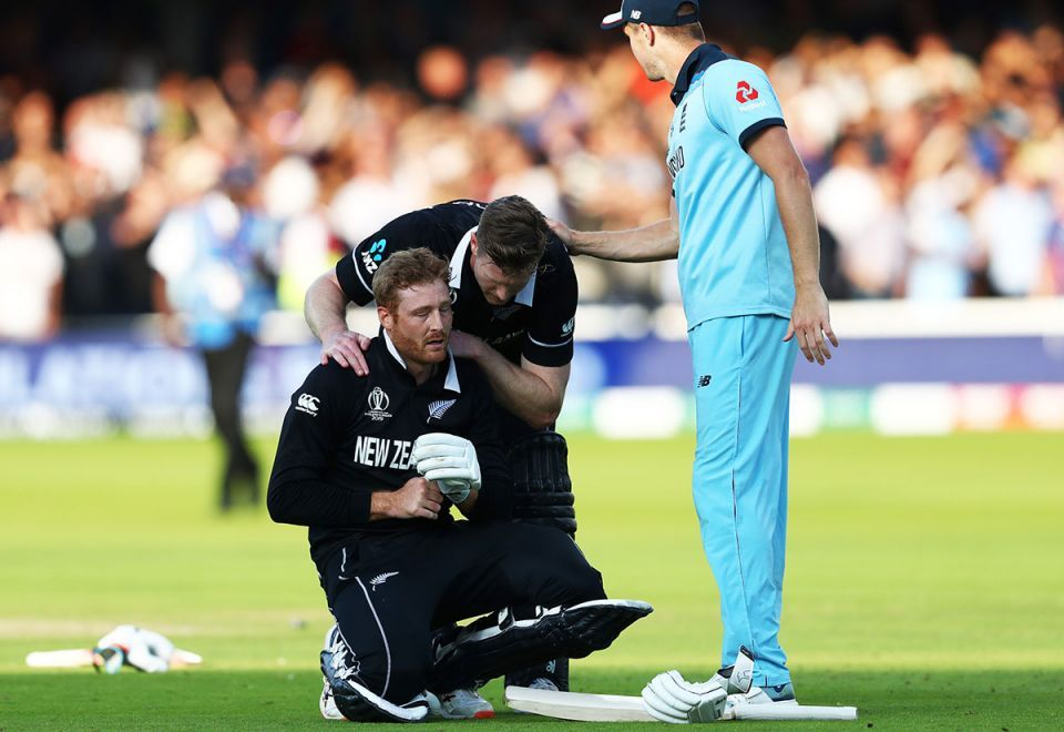 Gallery: England win first ever Cricket World Cup in Sunday's thrilling final at Lord's