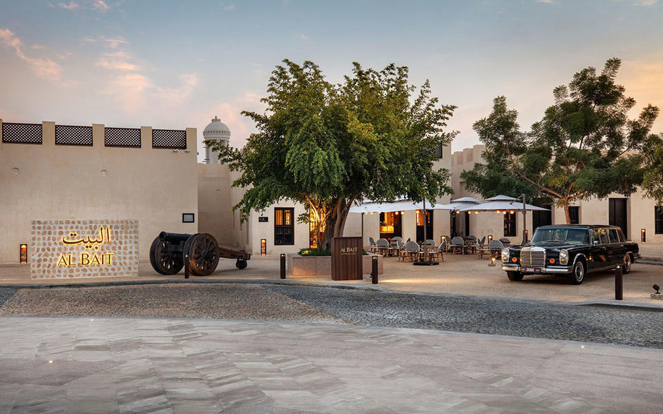 Gallery: A look inside the boutique five-start luxury resort Al Bait Sharjah
