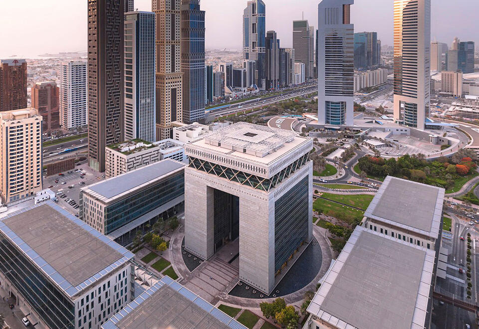 Dubai's DIFC breaks into top 10 for world's best financial hubs