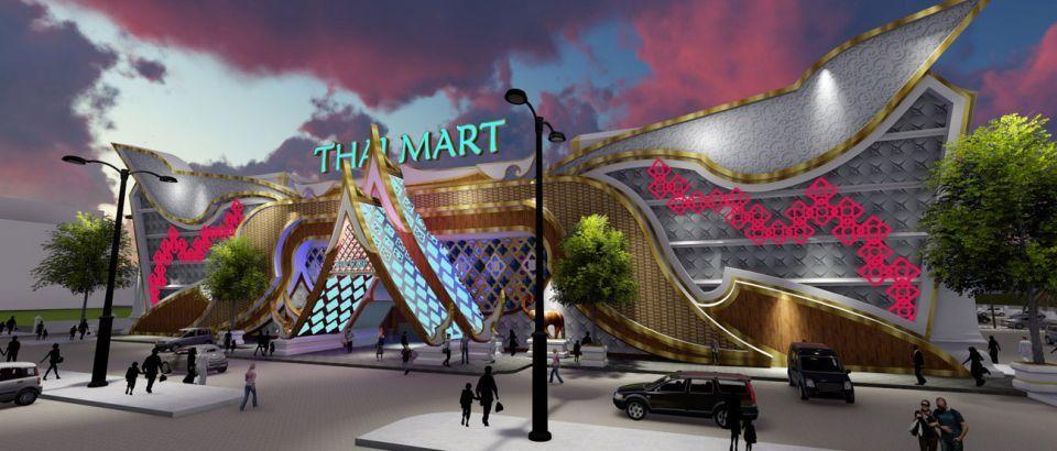 Bahrain's Thai-inspired shopping destination on track for Q4 opening