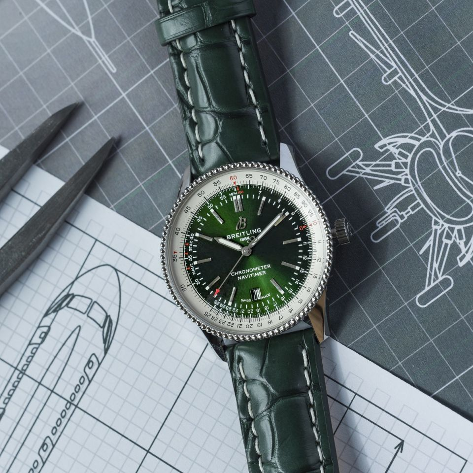 Breitling launches limited edition watch targeting Arab travellers