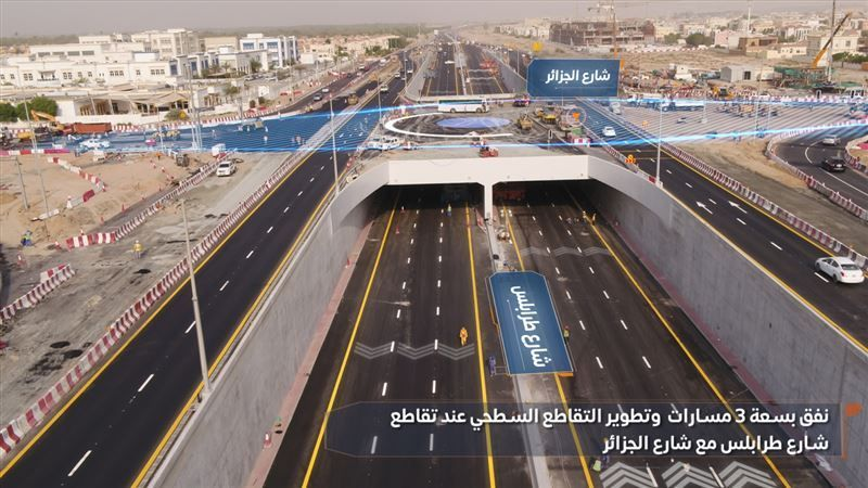 New highways project to cut Dubai-Sharjah travel times