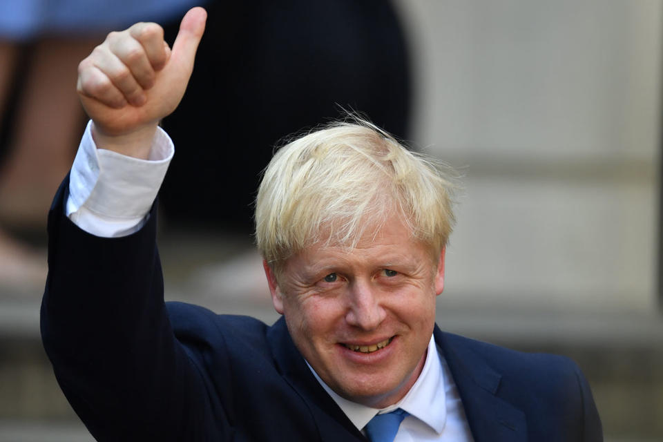 Boris Johnson hails 'great new deal' reached on Brexit