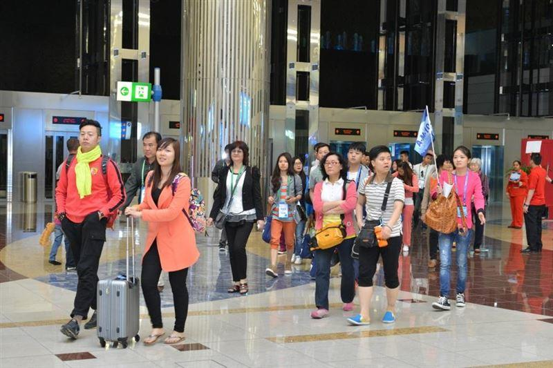 Top level Abu Dhabi delegation chases more Chinese tourists