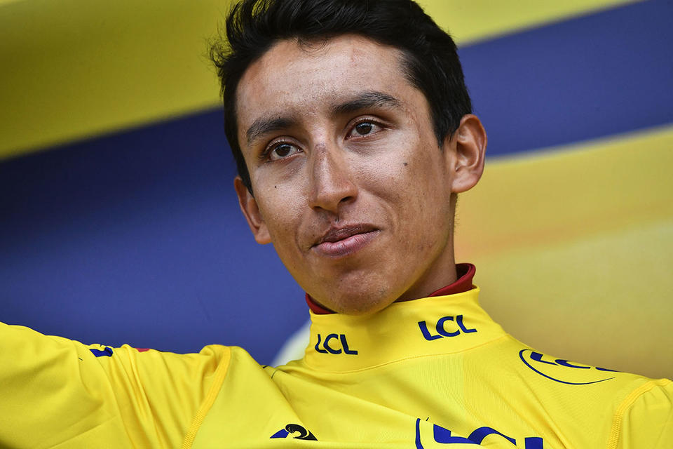Egan Bernal to become youngest Tour de France winner in more than a century
