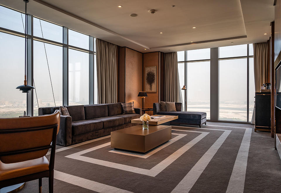 Gallery: A look inside the Waldorf Astoria hotel in the Dubai International Financial Centre