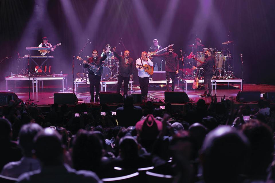 Gipsy Kings return to Dubai Opera in March next year