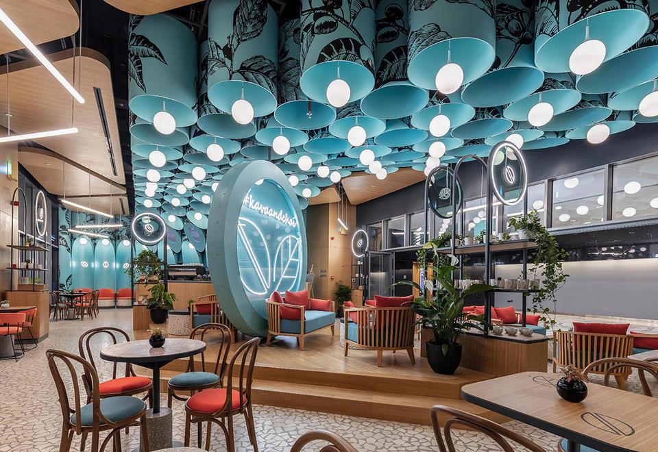 Gallery: Look inside the UAE coffeehouse Kava & Chai DIFC