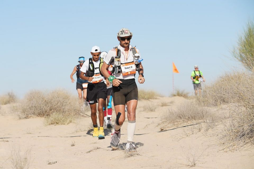 Champions to defend title at world's longest desert race in Dubai
