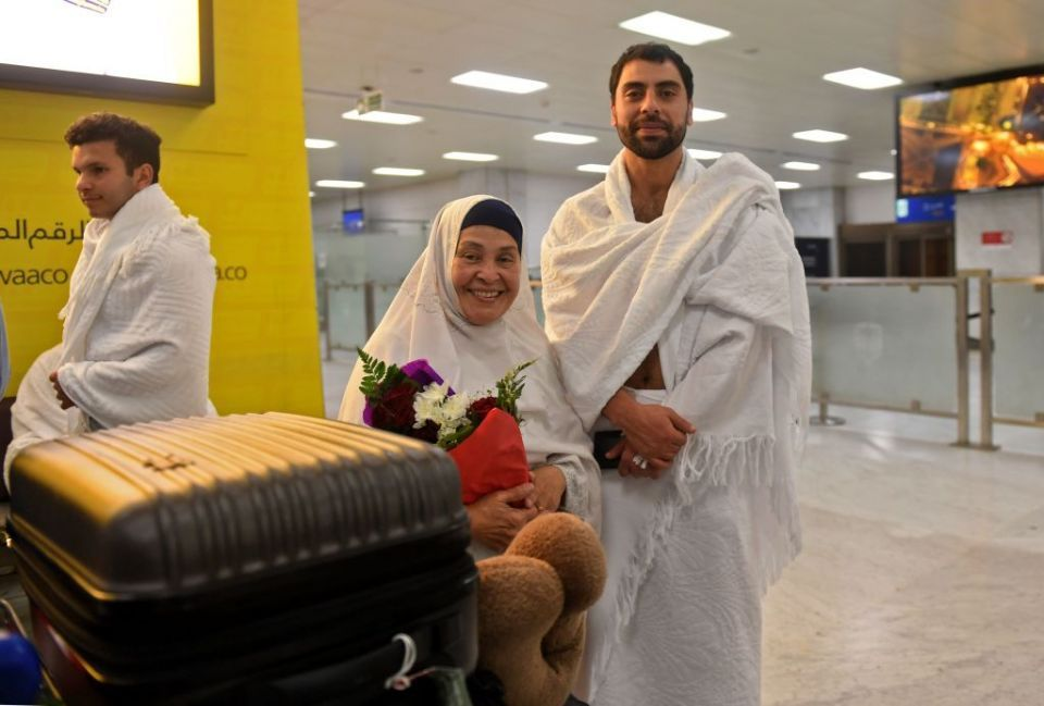 200 hit by New Zealand massacre take part in Saudi's hajj