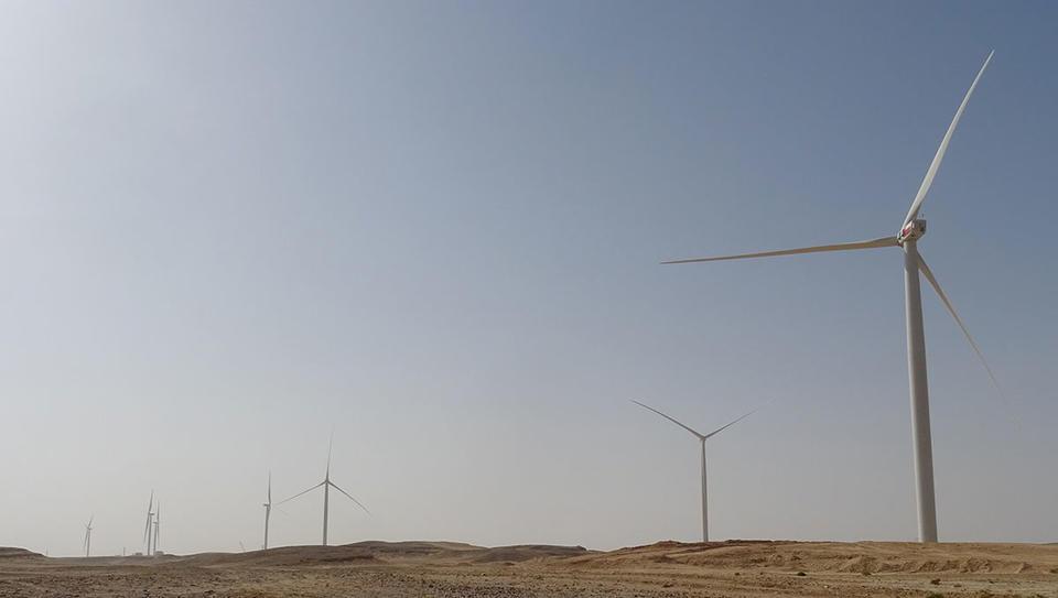Oman's 50MW Dhofar Wind Farm starts generating electricity