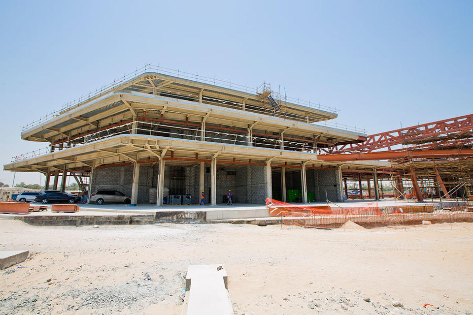 Gallery: Abu Dhabi's mixed-use leisure project Al Qana construction site