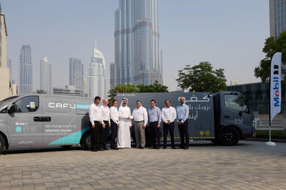 Fuel app Cafu extends car services for UAE motorists