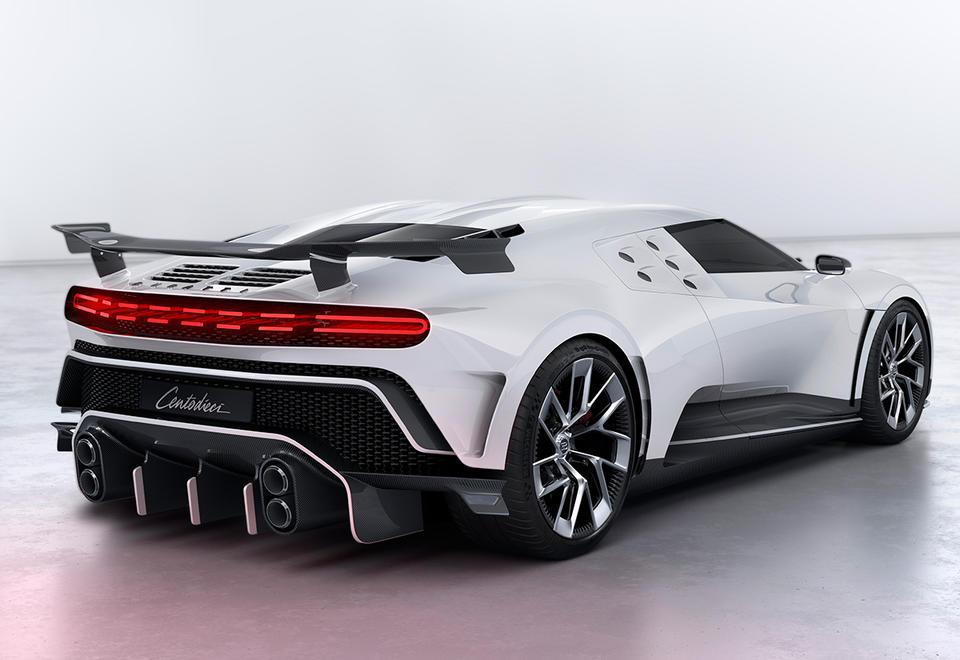 Gallery: Bugatti's new $9 million special-edition Centodieci