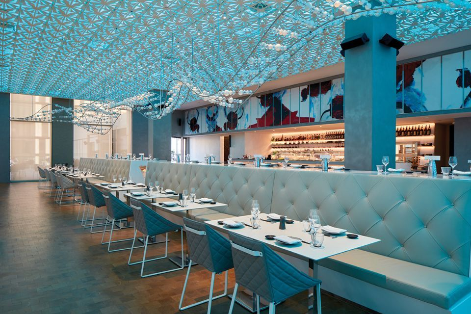 Business dinner in Dubai: Come back for more at Akira Back's Paru