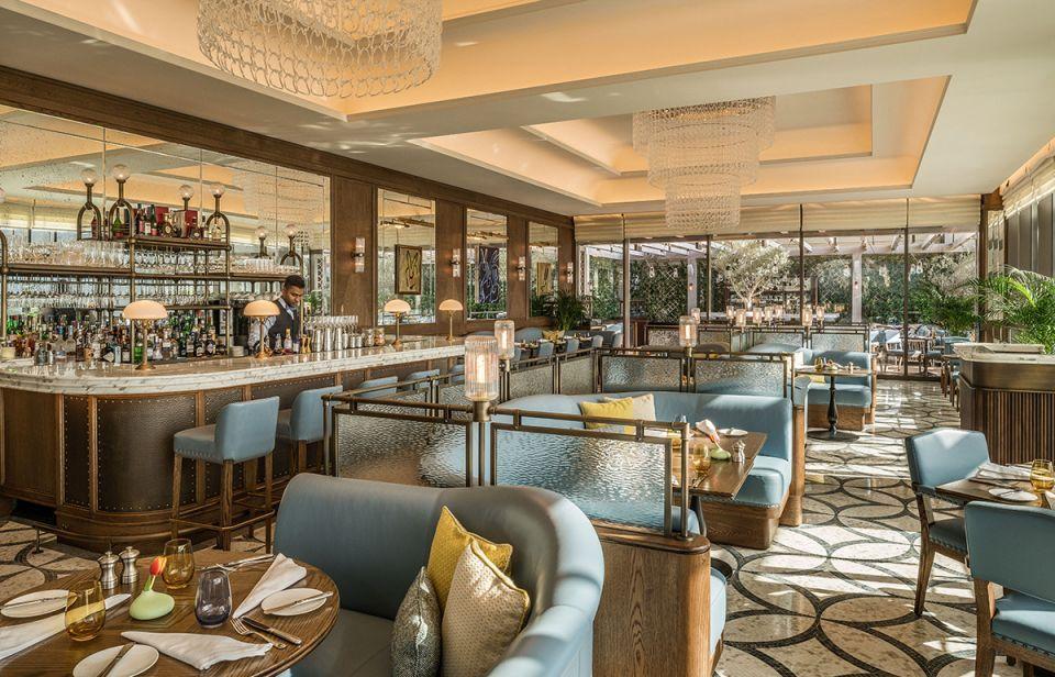 Mina Brasserie for every season in Dubai