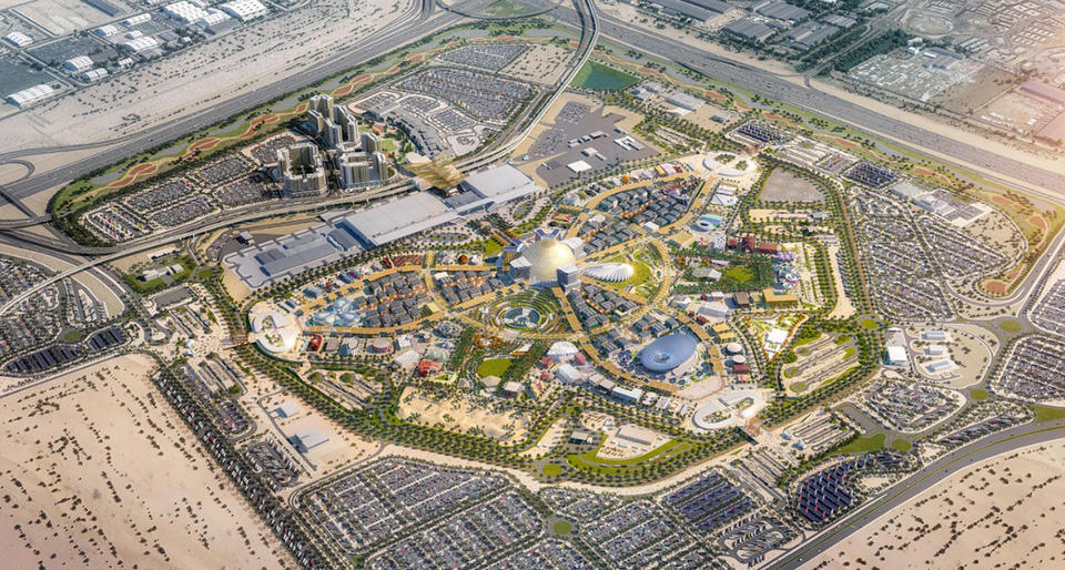 Dubai to spend over $75.4m on landscaping projects for Expo 2020 site