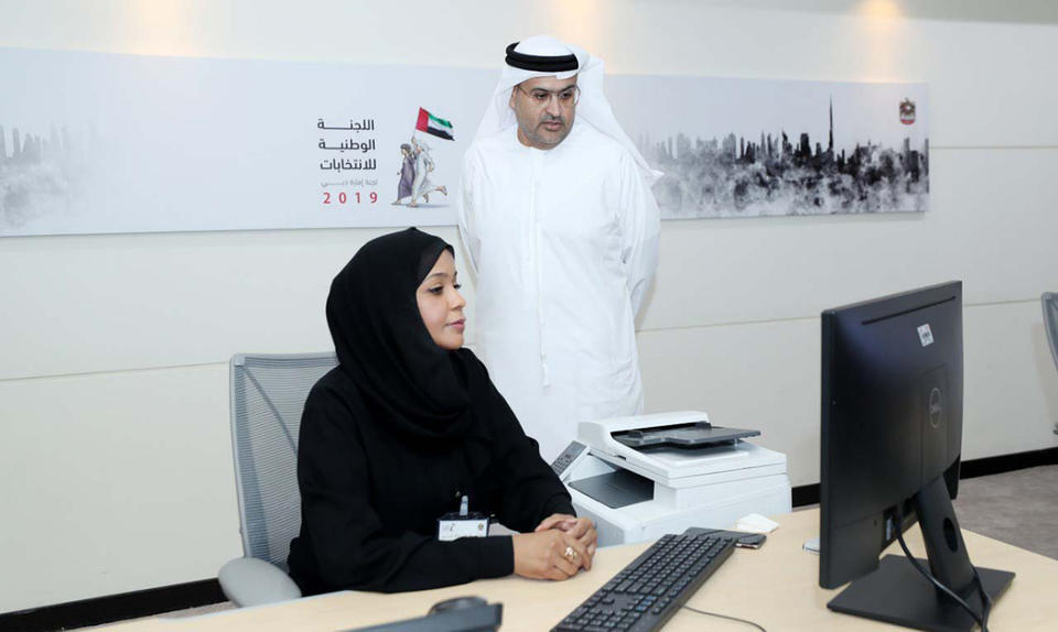 194 candidates register for UAE's Federal National Council elections