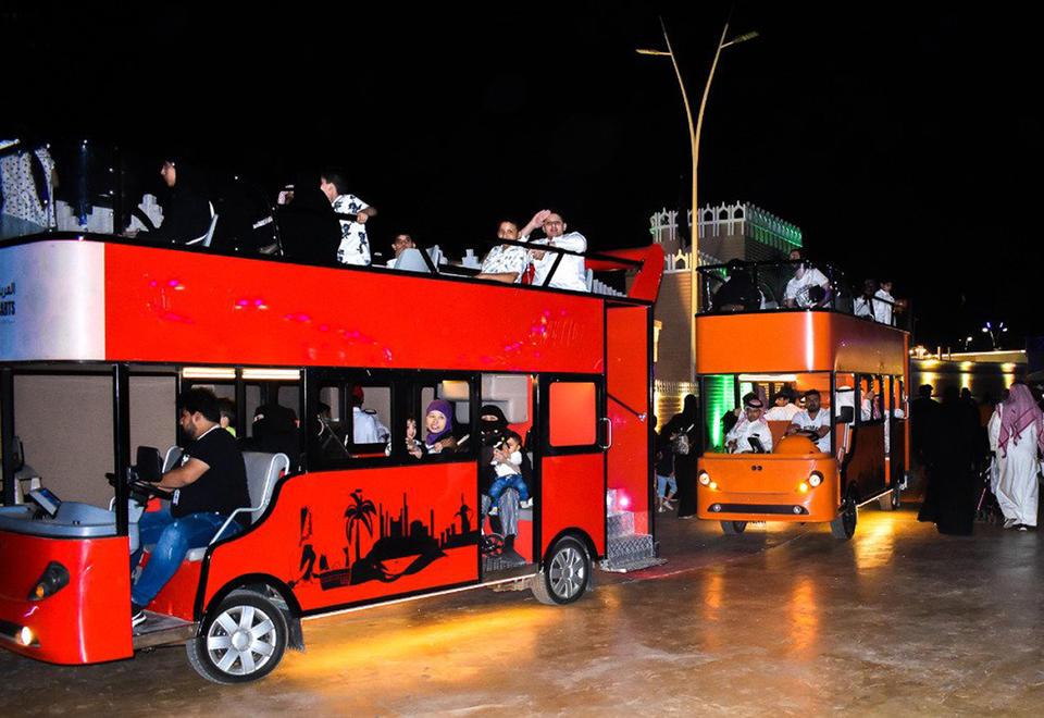 Gallery: Saudi Arabia's annual Taif Season tourism festival