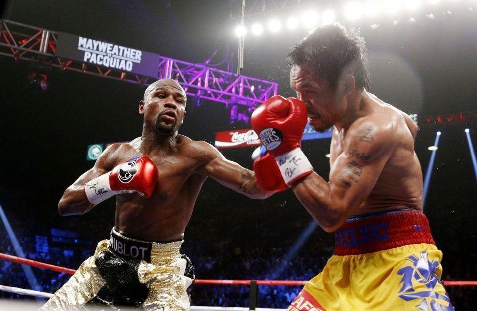 Mayweather shoots down Pacquiao Saudi rematch rumours