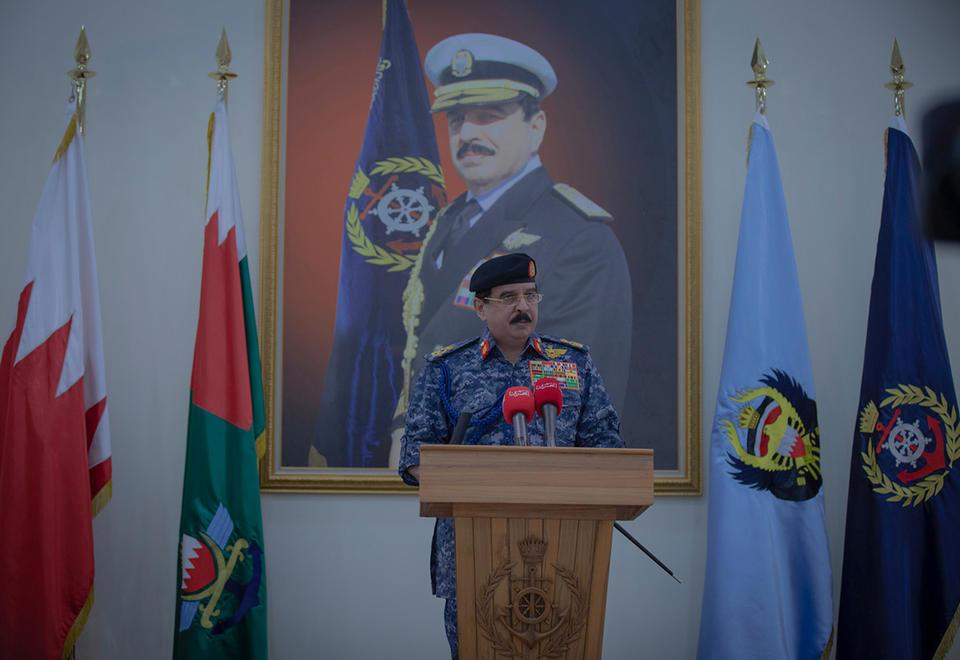 Gallery: Bahraini King Hamad visits Royal Bahrain Naval Force