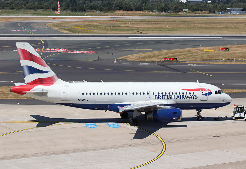 British Airways to operate special relief flights from India