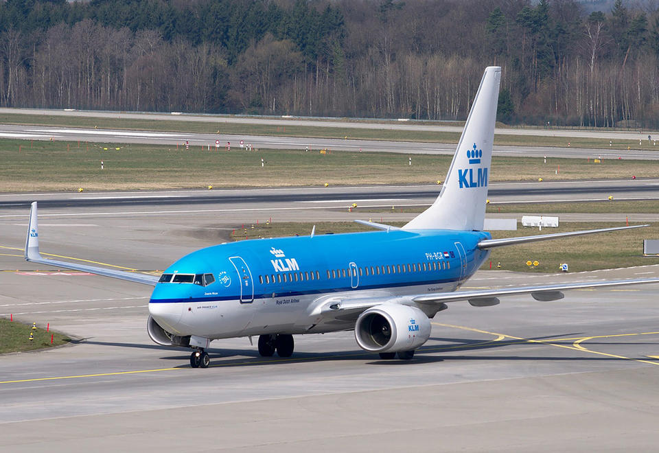 Dutch airline KLM adds Riyadh to Gulf destinations