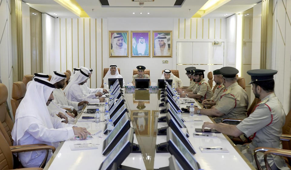 War on drugs: Dubai Police seize 648kg in illegal substances