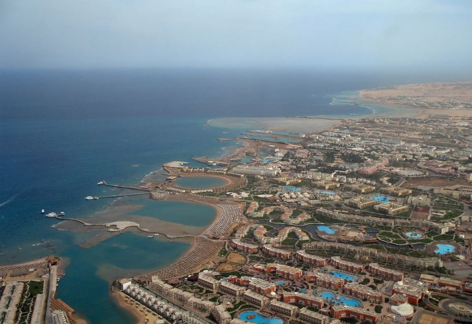Egyptian resort tops global list for worst holiday locations for food poisoning