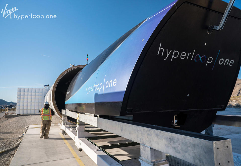 Gallery: Upcoming human rides on Hyperloop