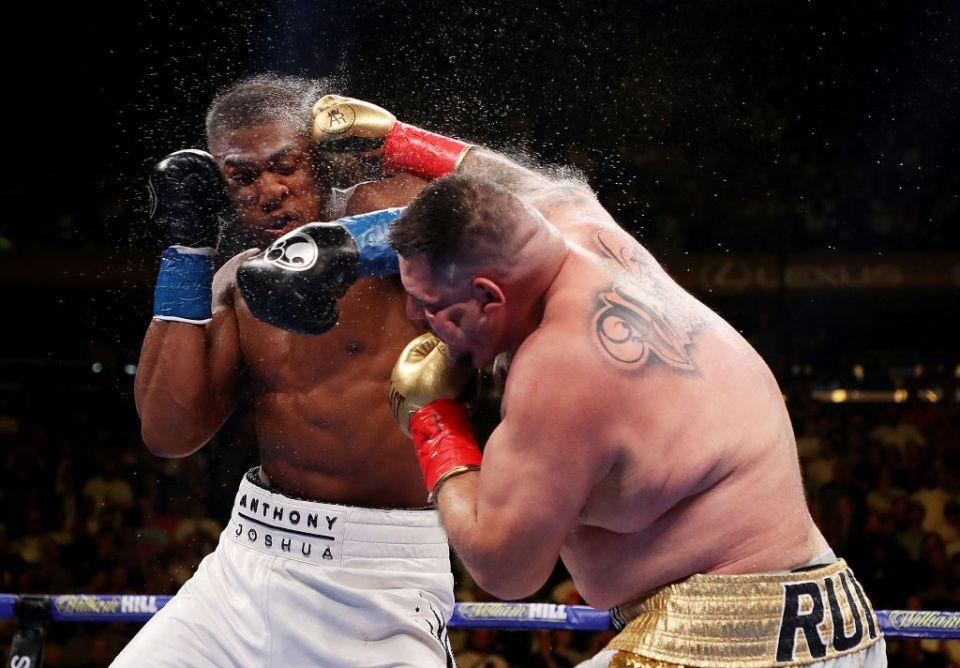 Andy Ruiz Jr. confirms Saudi rematch with Anthony Joshua