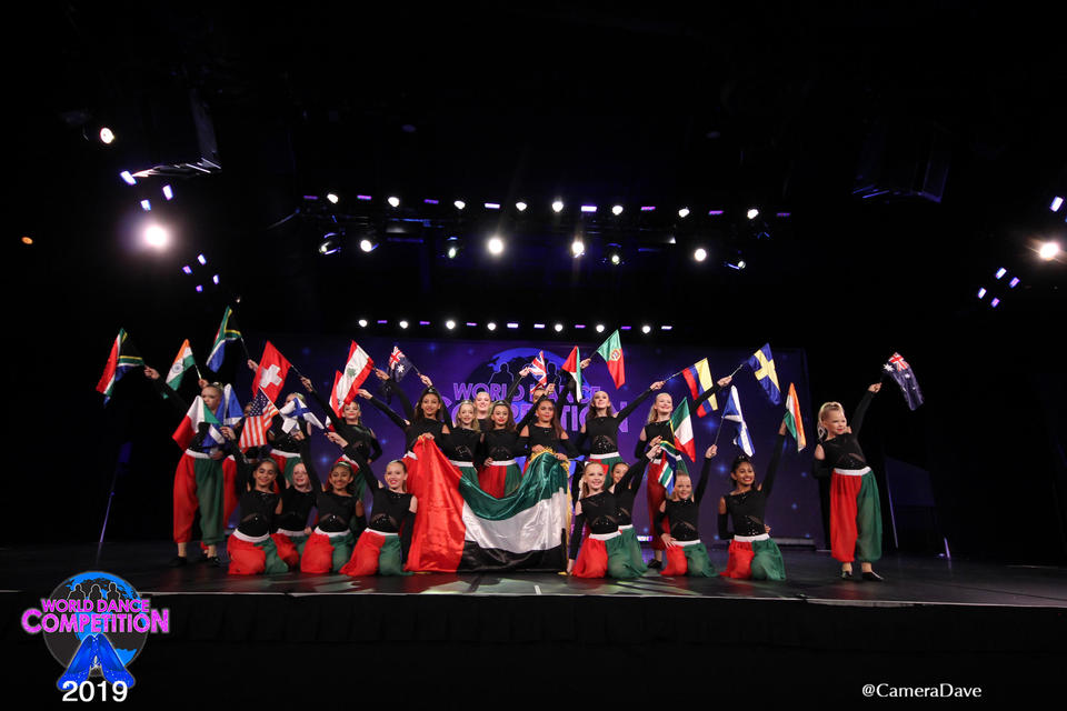 Dubai dancers secure silverware at international competition