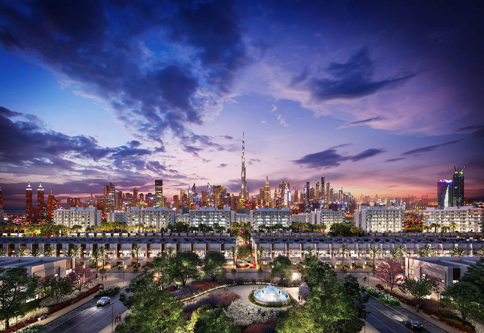 MAG Property Development appoints China National Chemical Engineering Group for the construction of MAG City phase 1 in Meydan District 7
