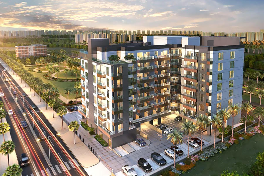 Azizi Developments awards $13.6m contract to Prestige Constructions