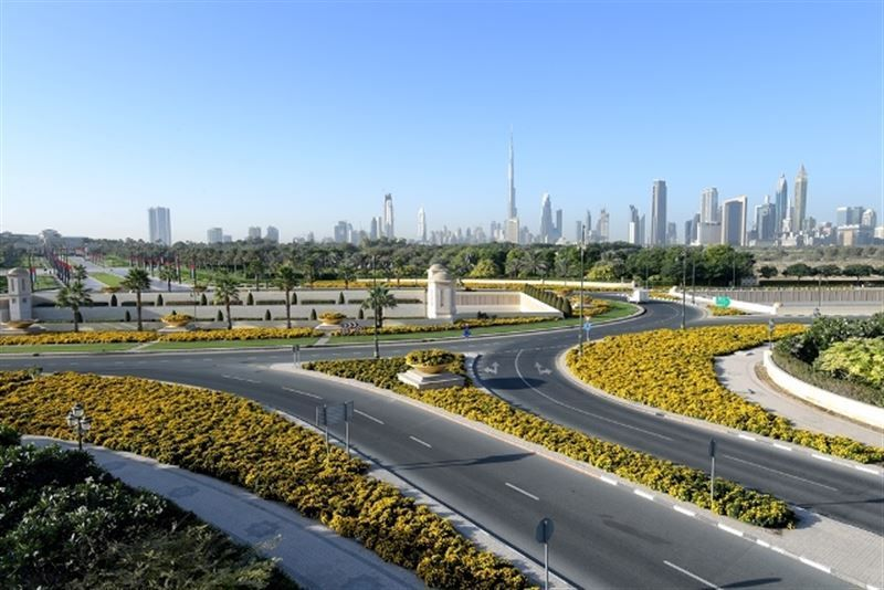 Revealed: how Dubai is getting greener