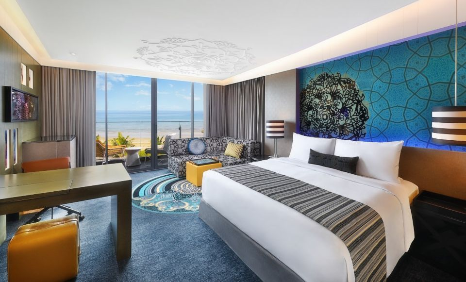 W Hotels opens new beachfront property in Muscat