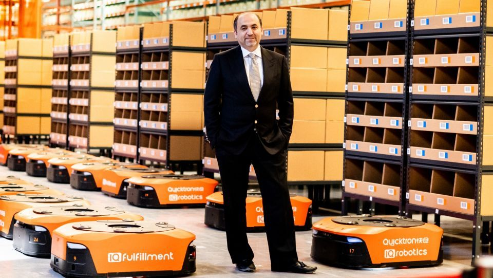 Dubai robotic factory to process 12,000 daily orders to support e-commerce