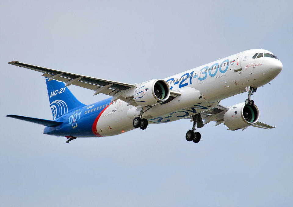 Russia eyes Middle East market for new passenger plane