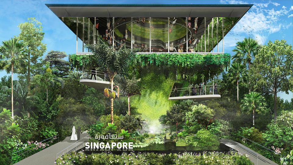 Gallery: Singapore's Expo 2020 Dubai pavilion