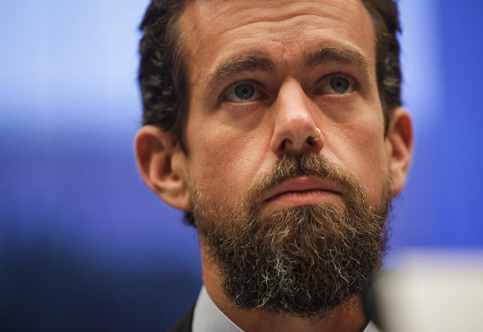 Twitter blames mobile carrier for Dorsey's account hack