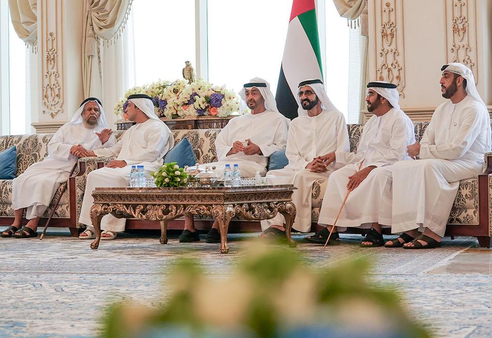 Gallery: Sheikh Mohammed meets Sheikh Mohamed bin Zayed in Abu Dhabi