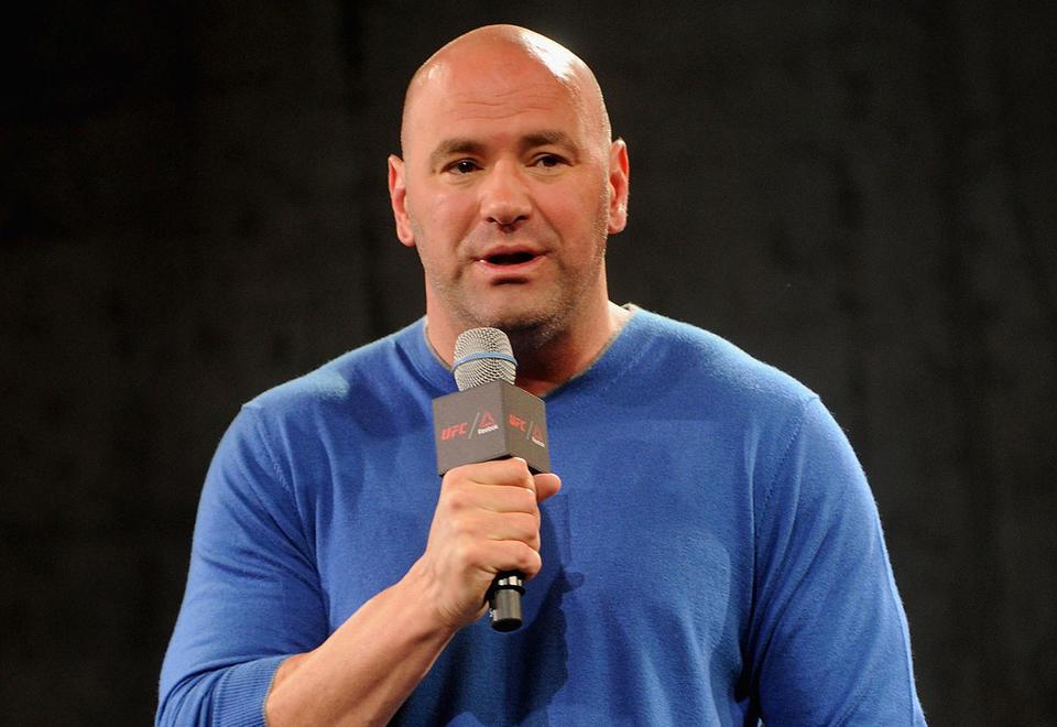 'Big fights' headed to Abu Dhabi in the future, says UFC's Dana White