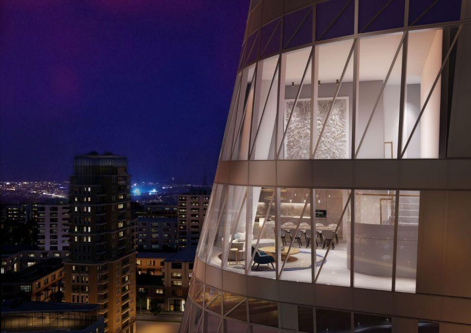 UAE-linked Belgrade mega project releases new homes for sale