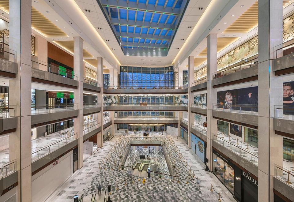 Abu Dhabi's newest retail and lifestyle destination opens on Al Maryah Island